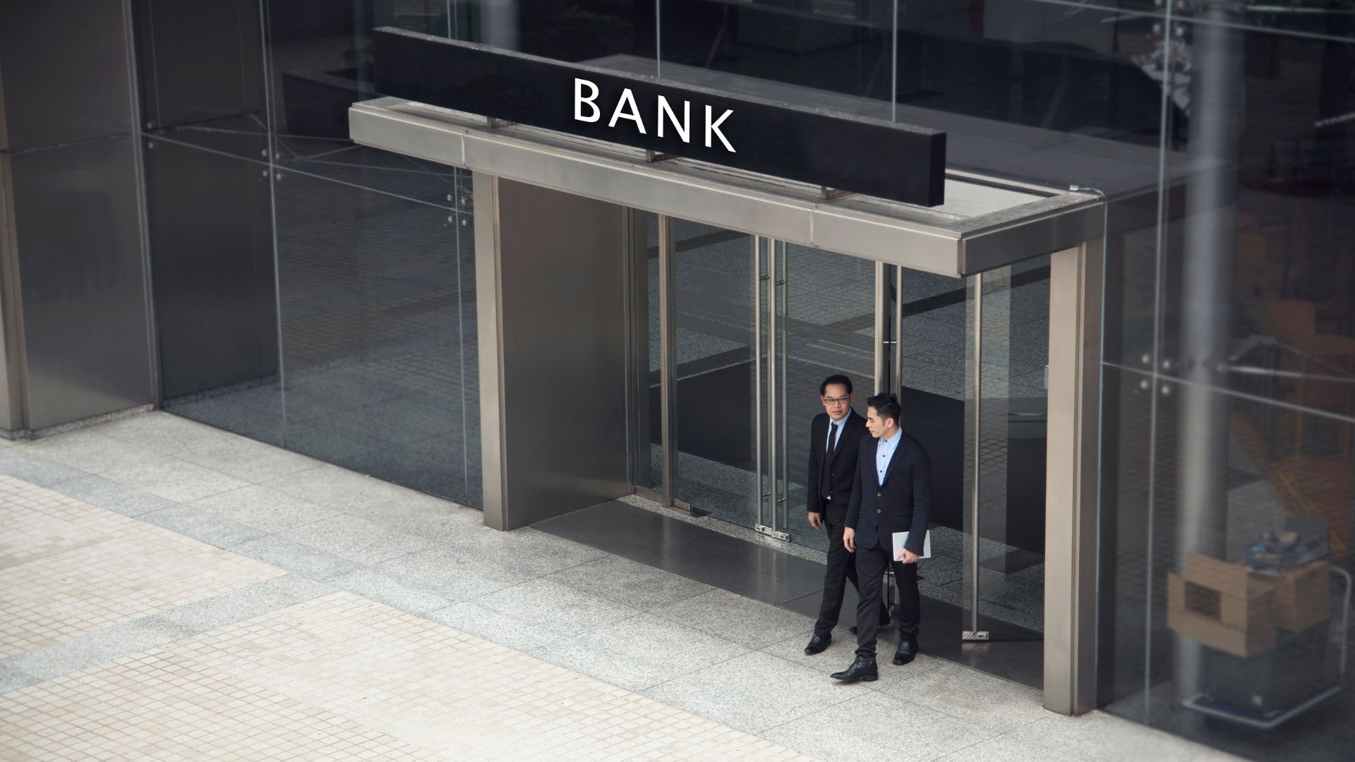 In what ways could the traditional banking improve its Operational Efficiency?